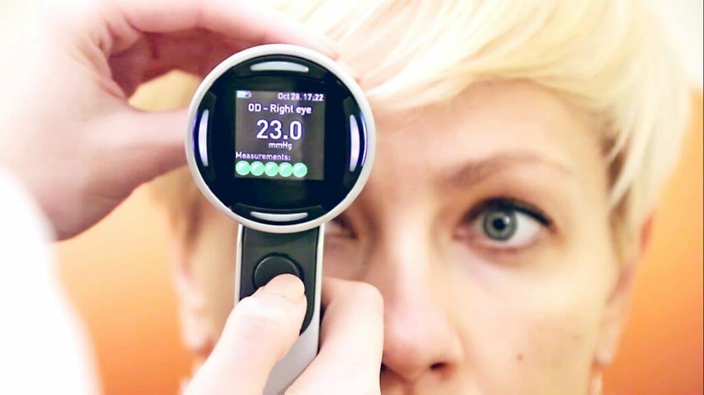 тонометр глазного давления