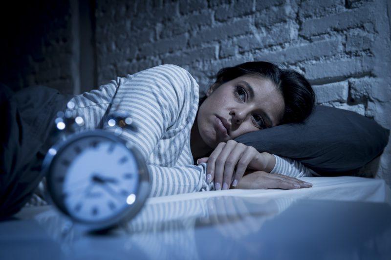 ночное повышение давления