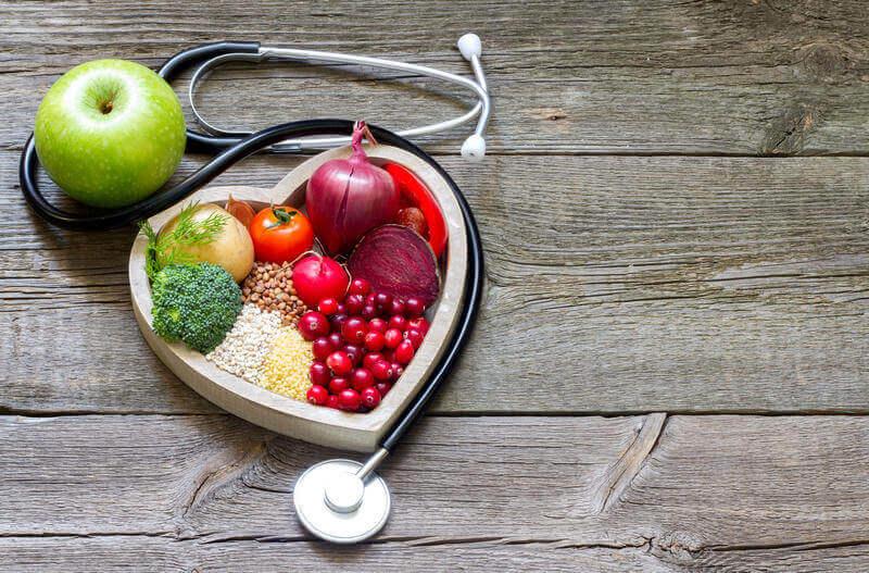 еда и сердце