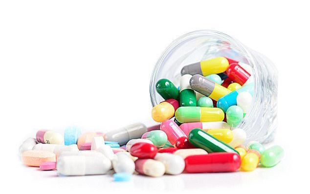 Таблетки в банке