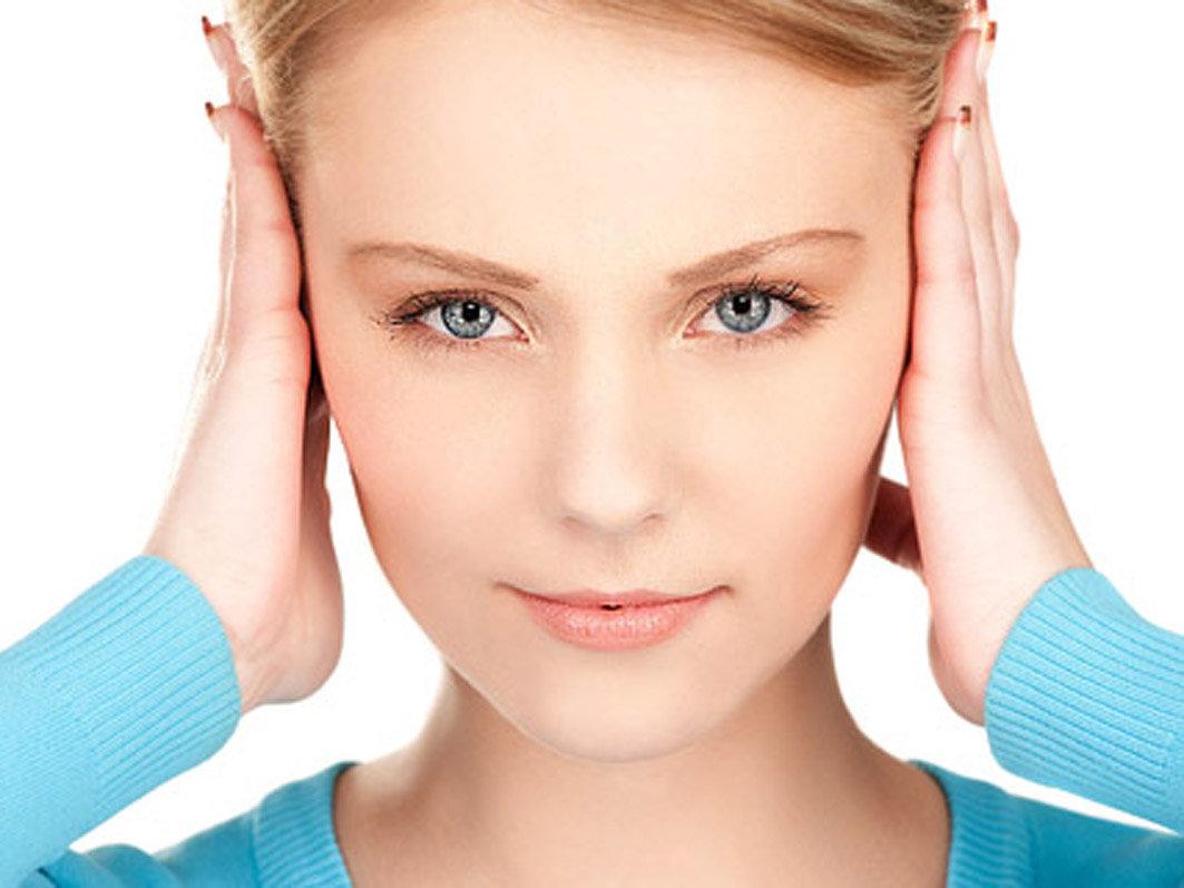 Закладывает уши и кружится голова давление
