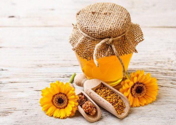 баночка меда