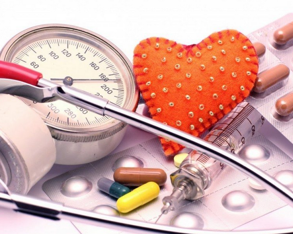 лекарства тонометр и сердце
