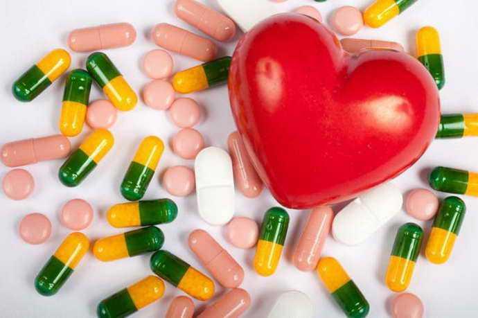 таблетки и сердце