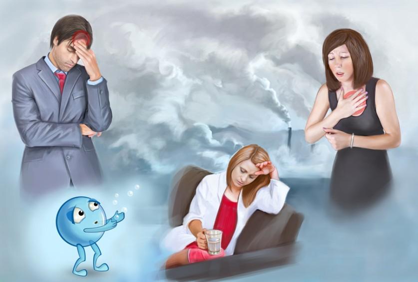 Симпато адреналовый криз симптомы лечение