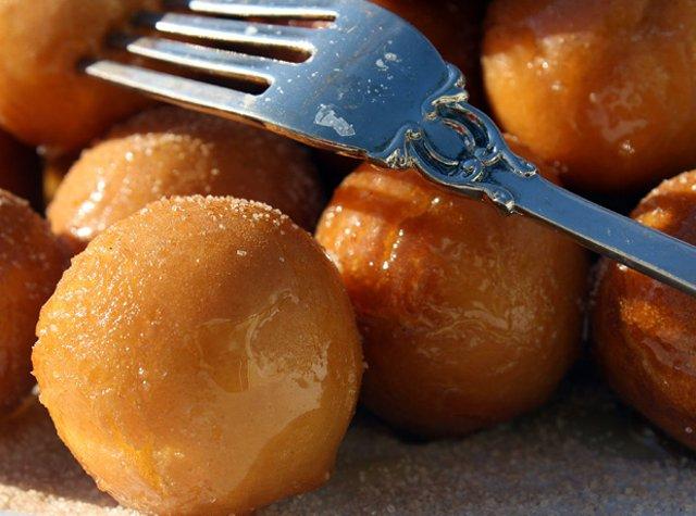 медовые шарики